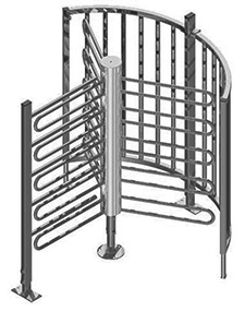 Drehkreuz 1500