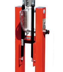 HS 3 Doppel - Gasdruckfeder